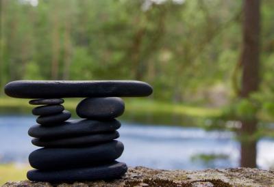 Positieve gezondheid is leven in evenwicht