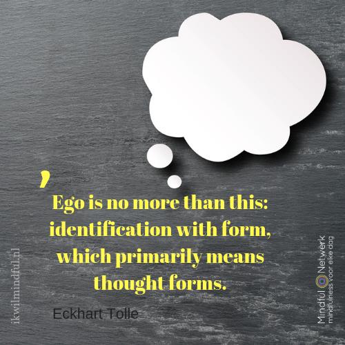 hoe herken je ego