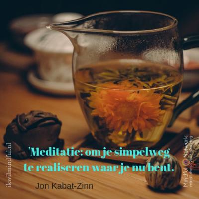 mediteren is ...