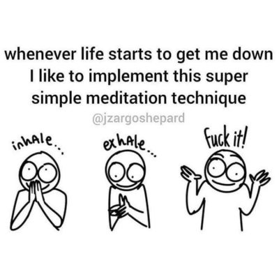 een nieuwe mindfulnessoefening