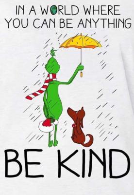 wees aardig en wees kind