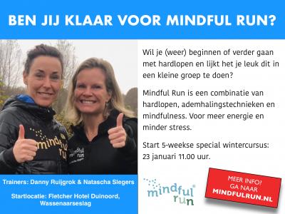 Mindful Run Wintercursus in Leiden door Danny Ruijgrok