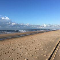 november strand