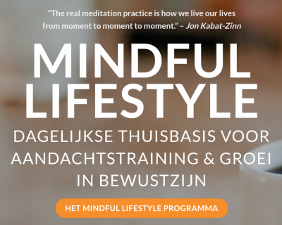 Mindful Lifestyle Programma