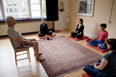 Mindfulnesstraining (MBCT, live/online in Den Haag)