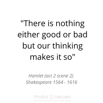 Wijsheid uit Hamlet