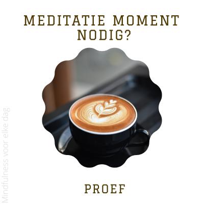Meditatiemoment nodig? #6